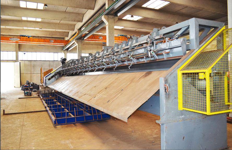 Lavorazione acciao per cemento armato Latina