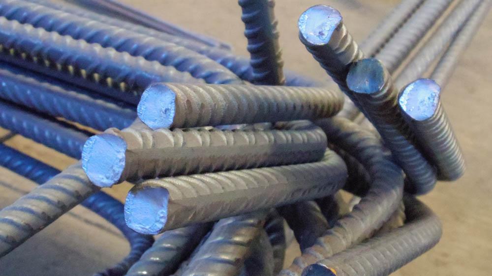 barre per cemento armato Latina